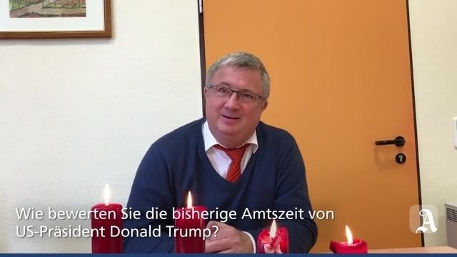 Fragen an Gerd Rocker, Bürgermeister der Verbandsgemeinde Wöllstein