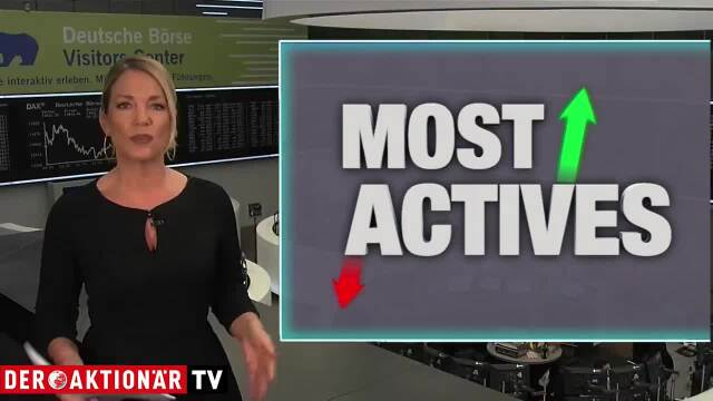 Most Actives: Varta, Tesla und Ballard Power