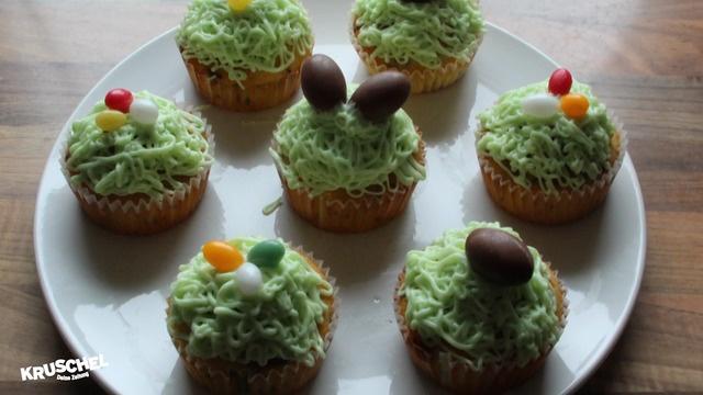 Mach mit: Ostermuffins