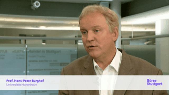 Experte Burghof: Wir steuern auf eine veritable Bankenkrise zu