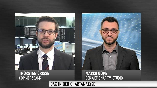 DAX-Analyst Grisse: Volatilität ist schwer zu handhaben