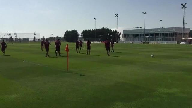 Eintracht Frankfurt im Trainingslager - Eine erste Bilanz