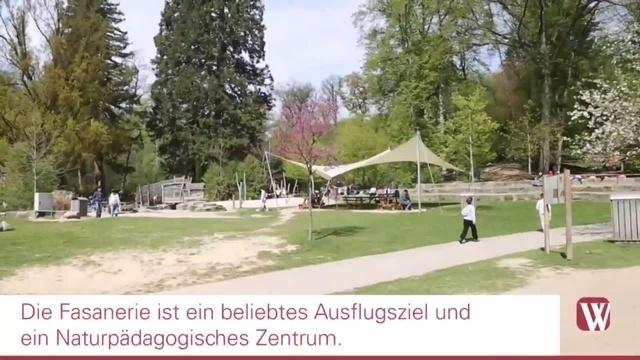 Wiesbaden: Frühlingsanfang in der Fasanerie