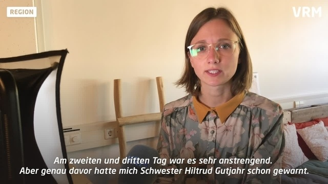 Videotagebuch Heilfasten: Dinkel, Fenchel und Migräne
