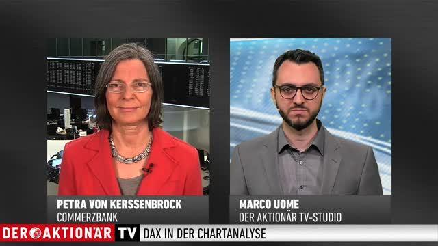 """DAX-Analystin von Kerssenbrock: """"Wir haben ein deutlich verbessertes Chartbild"""""""