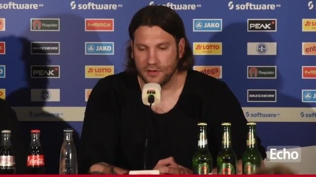 Lilien-Trainer Frings zum Spiel gegen Bayern