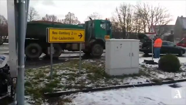 Tödlicher Unfall auf L401 bei Albig