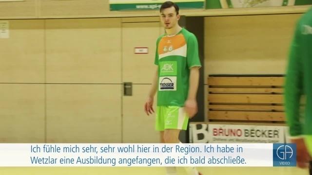 Hendrik Schreiber - Nominiert als Nachwuchssportler