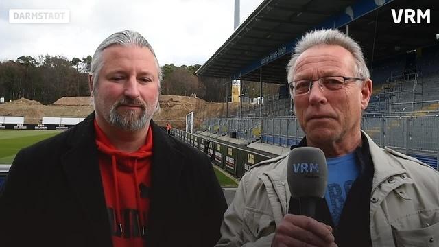 Über die Trainersuche und das Spiel gegen Dresden