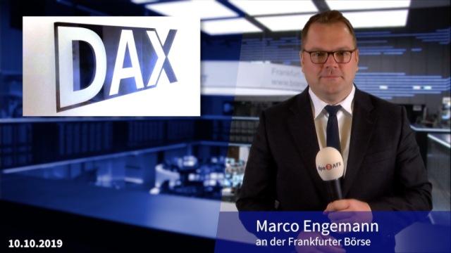Dax tritt vor US-chinesischen Handelsgesprächen wohl auf der Stelle