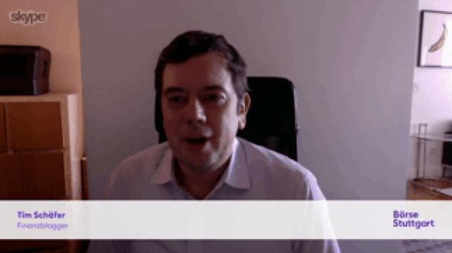 """Tim Schäfer: """"Als Anleger freue mich auf eine Rezession"""""""