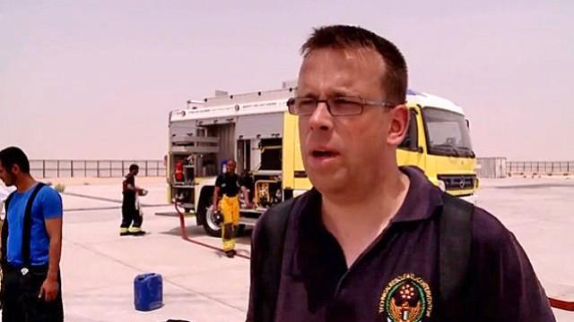 Feuerwehr Abu Dhabi