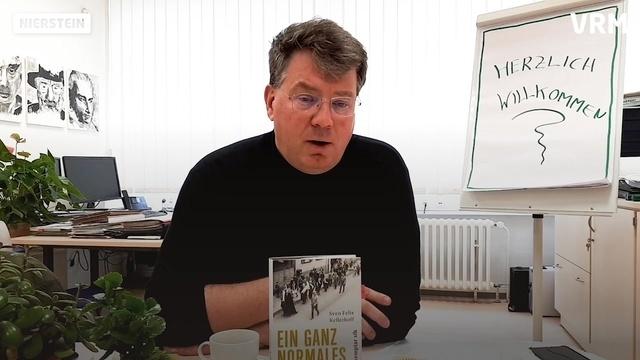 Nierstein: Autor Sven Felix Kellerhoff hält Vortrag