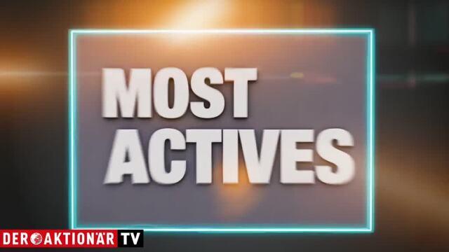 Most Actives - Nel, Daimler und Inflarx
