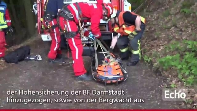 Gleitschirmunfall in Fränkisch-Crumbach