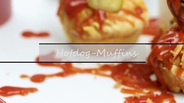 Hotdog-Muffins