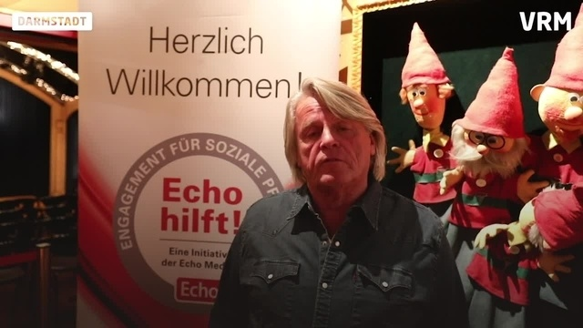 Echo hilft!-Auftakt in Darmstadt
