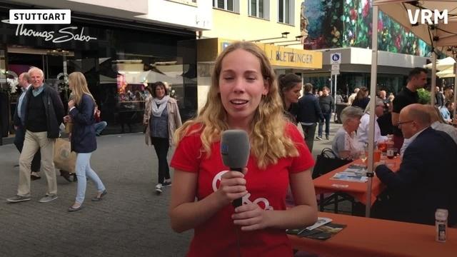 """Das """"Mainzgefühl zu Gast in Stuttgart"""
