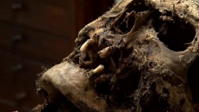 Handwerk Mumifizierung