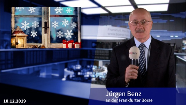 Der Winter kommt: Stimmung an der Börse abgekühlt