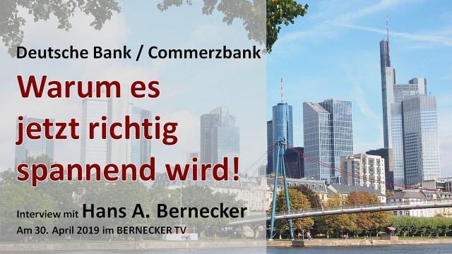 Warum es jetzt richtig spannend werden könnte bei der Commerzbank
