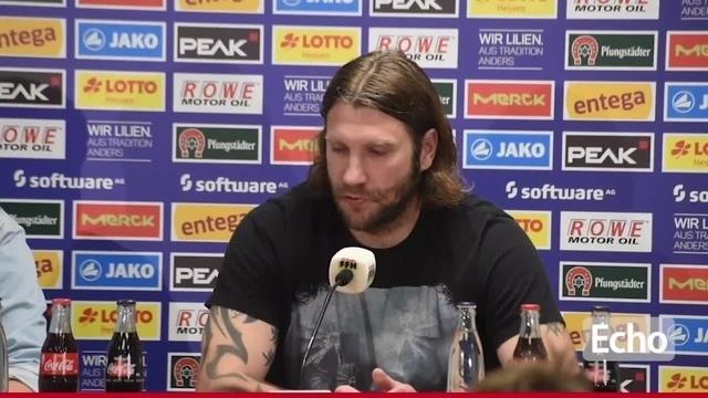 SV Darmstadt 98 präsentiert sich vor Spiel gegen Sandhausen siegeshungrig