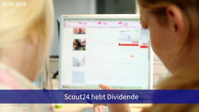 Aktie im Fokus: Scout24 hebt Dividende