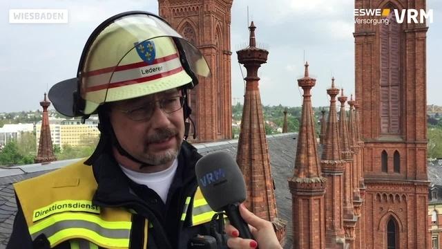 Wiesbaden: Trainieren für den Ernstfall
