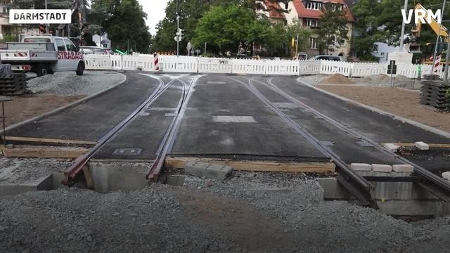 Arbeiten an Lichtwiesenbahn gehen flott voran