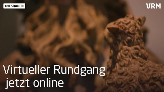 360-Grad-Tour durch das Wiesbadener Museum