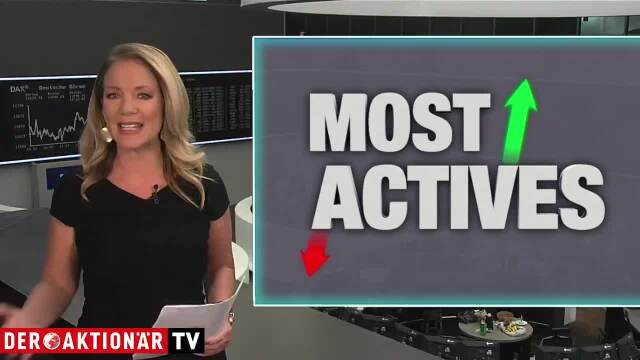 Most Actives: Wirecard, HelloFresh, TUI