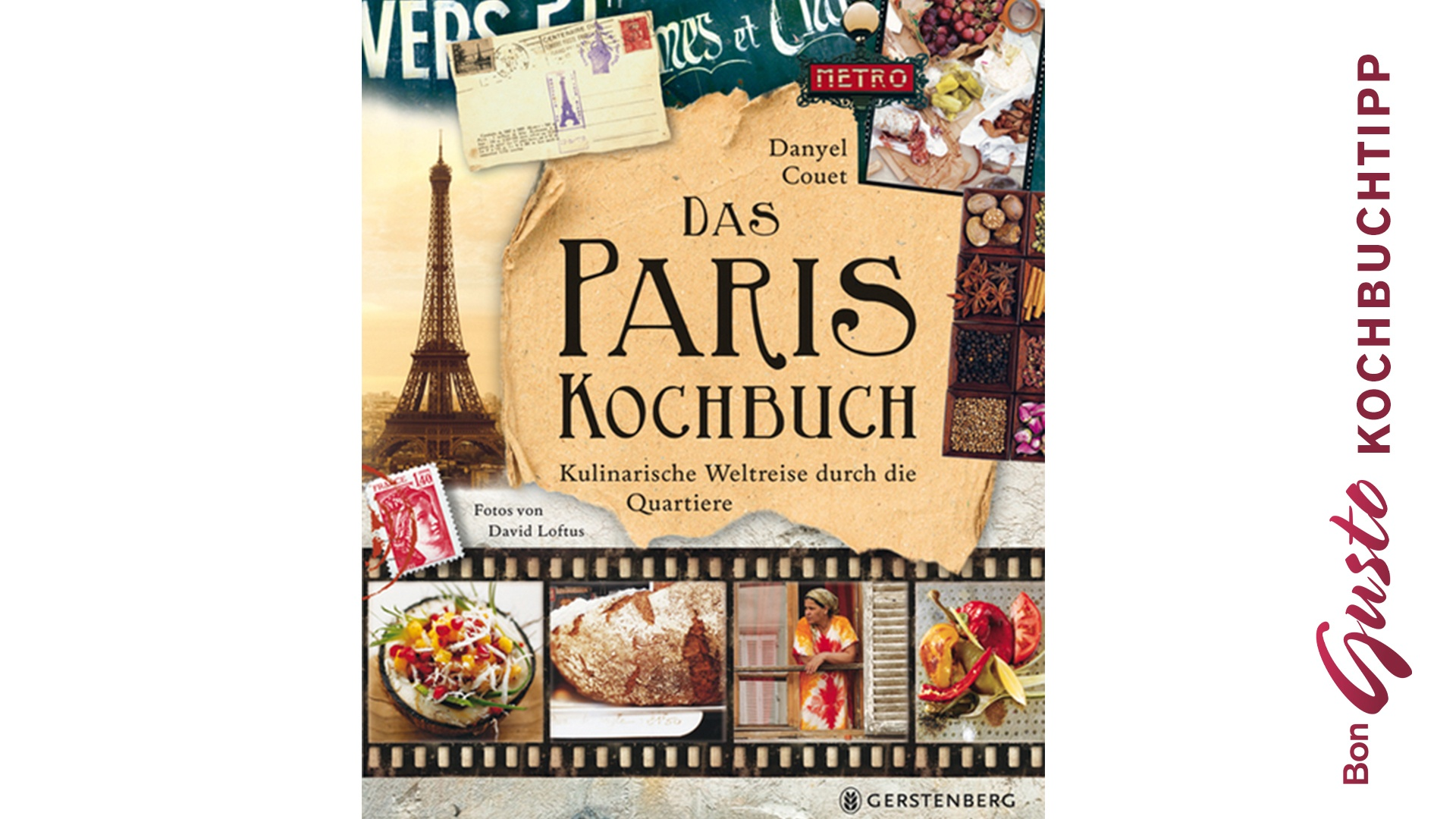 BonGusto Kochbuchtipp: Das Paris-Kochbuch