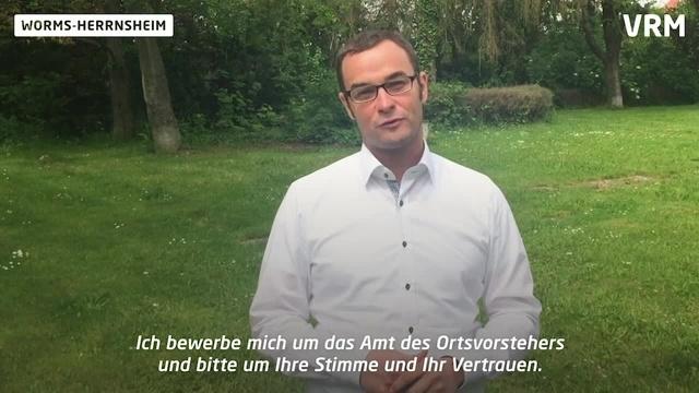 Ortsvorsteherwahl in Worms-Herrnsheim