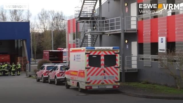 Gefahrstoffeinsatz in Nordenstadt