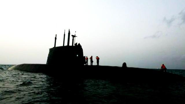 U-Boote für Israel