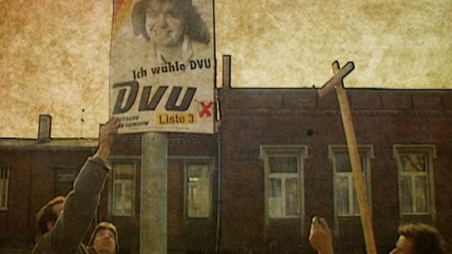Wahlerfolg der DVU