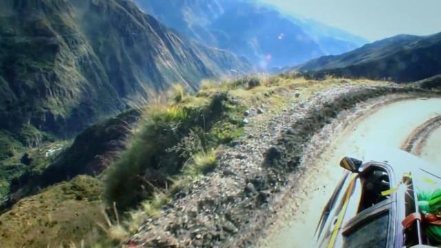 Mit dem Jeep durch Nepal