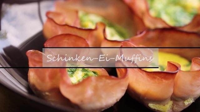 Schinken-Ei-Muffins