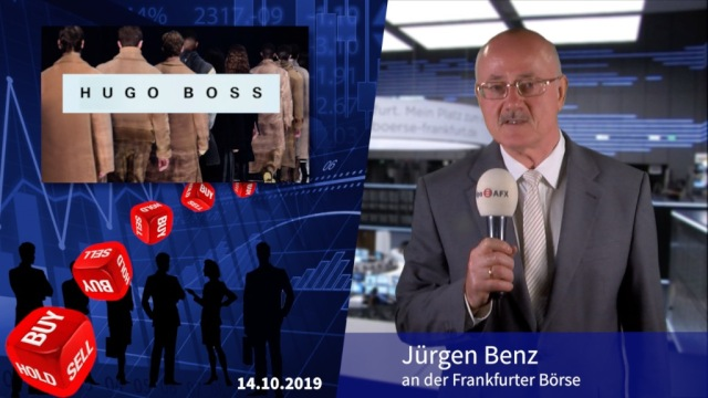 Analyser to go: Hugo Boss nach Gewinnwarnung herabgestuft