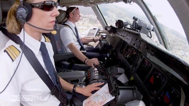 PilotsEYE.tv: Frankfurt - Dakar - São Paulo - Manaus - Quito