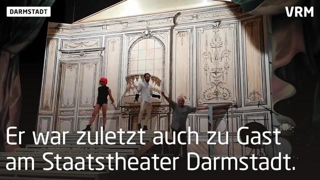 Darmstadt: Der Meister des deutschen Bühnenkampfes