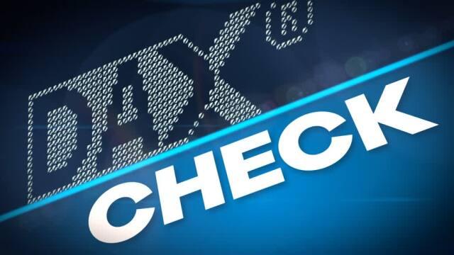 Hier liegt die nächste Unterstützung für den Leitindex - DAX-Check
