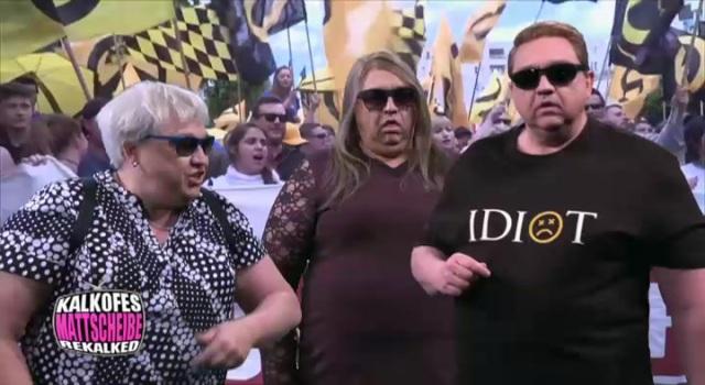 Jaafars Vlog - Demo der Identitären Bewegung