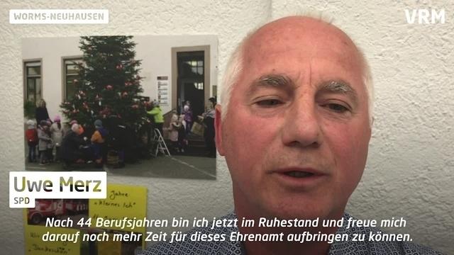 Wahl in Worms-Neuhausen