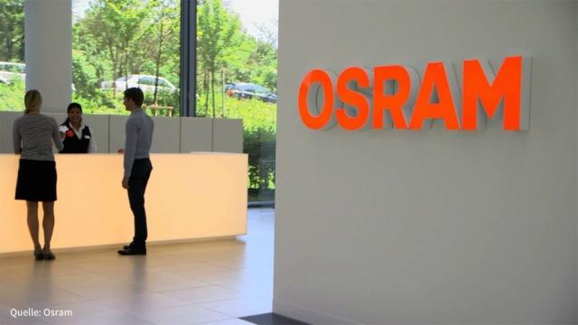 Osram-Aktie steigt nach angekündigtem Spartenverkauf