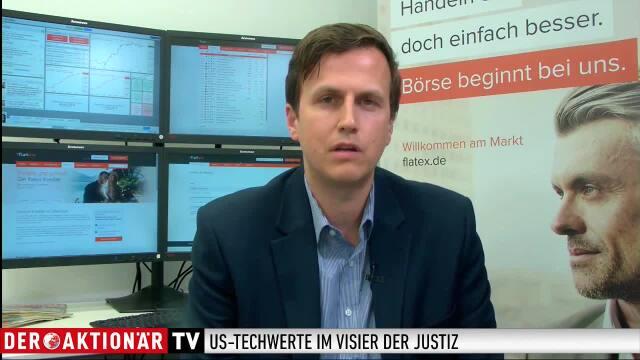 flatExperte Volaric über die Monopolstellung der US-Technologieriesen