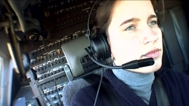 Prüfungsstress im Cockpit