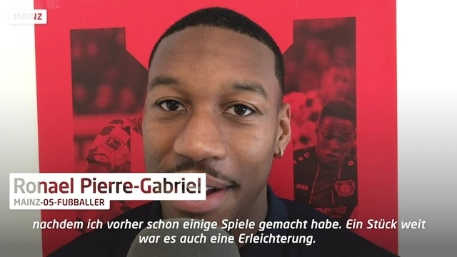 05-Profi Ronael Pierre-Gabriel im Interview
