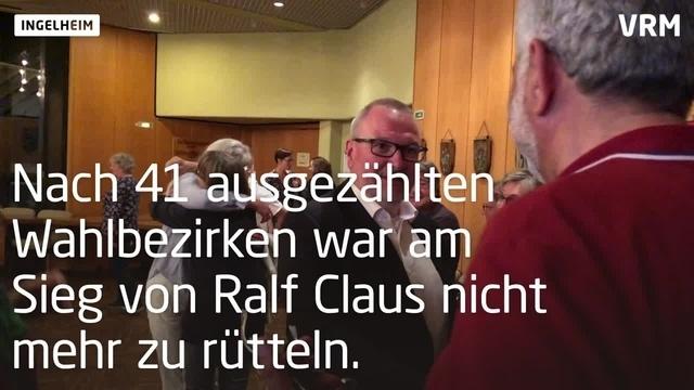 Oberbürgermeister-Wahl in Ingelheim