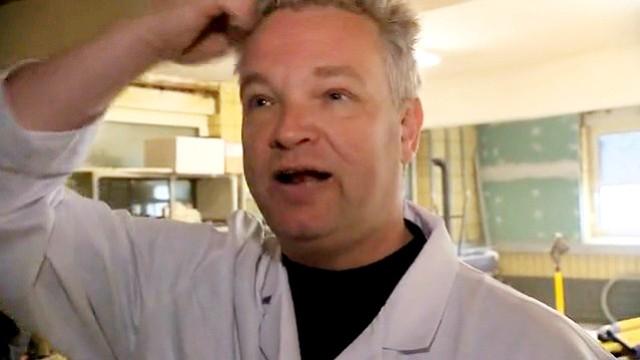 Der Bäcker Jochen Gaues